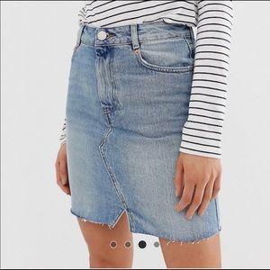 ASOS Denim Skirt 💙